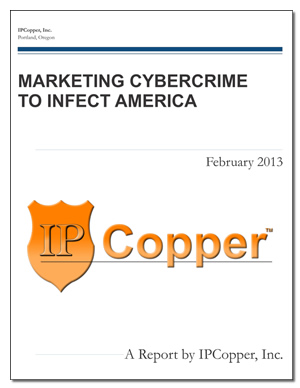 Report: Marketing Cybercrime to Infect America