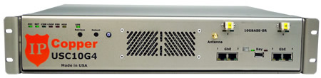 IPCopper USC10G4 packet capture appliance
